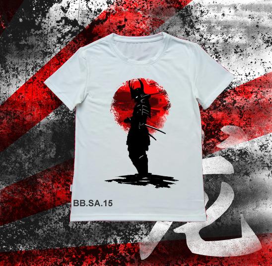 Áo thun Samurai SA15