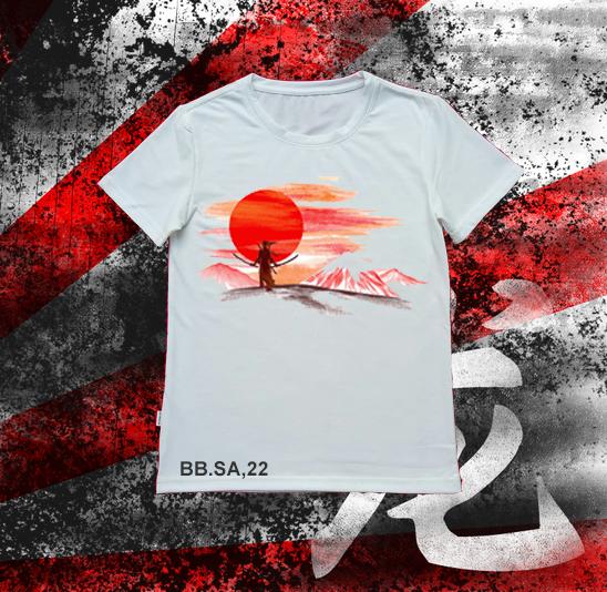 Áo thun Samurai SA22